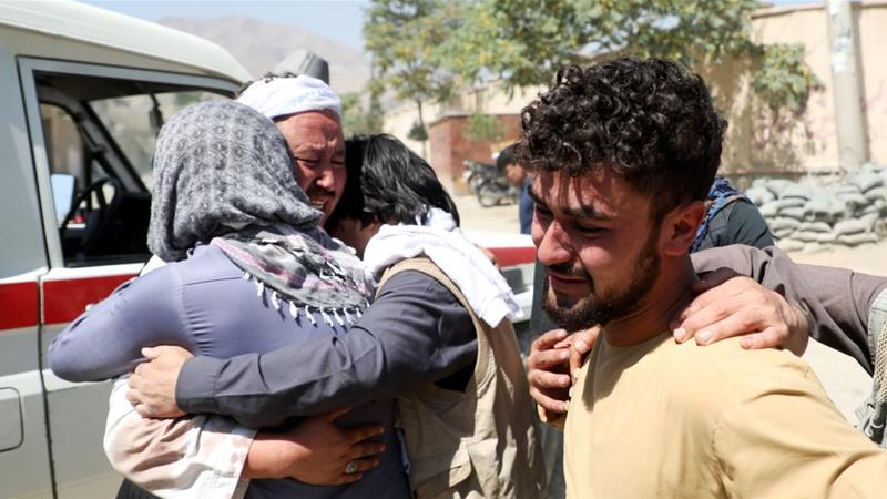 Afghan President Ghani survives blast that kills 24 at campaign rally