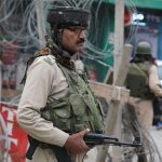 Kashmir on the front line: Options