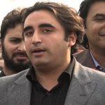 Bilawal pays visit to Zardari