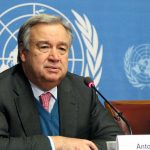 UN chief calls for respect for human rights in occupied Kashmir and Indo-Pak talks to resolve crisis