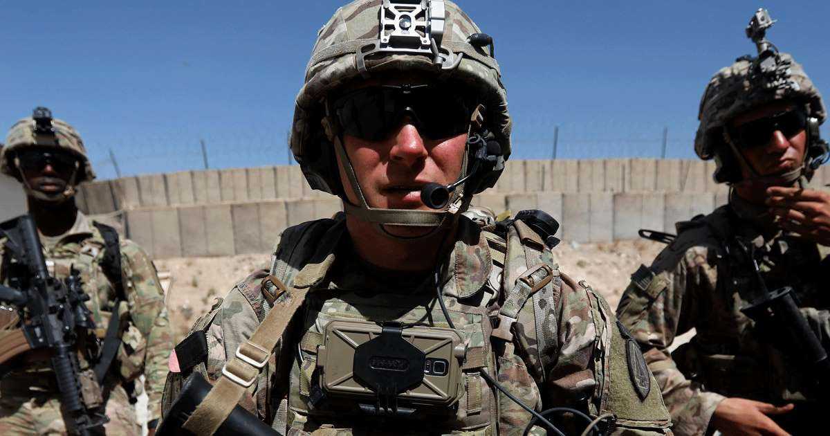 Afghan Taliban may take over country within 6 months of US troops withdrawal, fears former US Navy Commander in Kabul