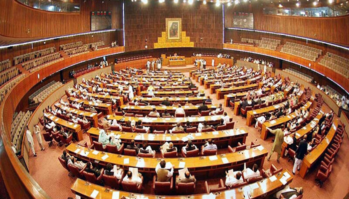 Opposition protests 'political victimization' by govt