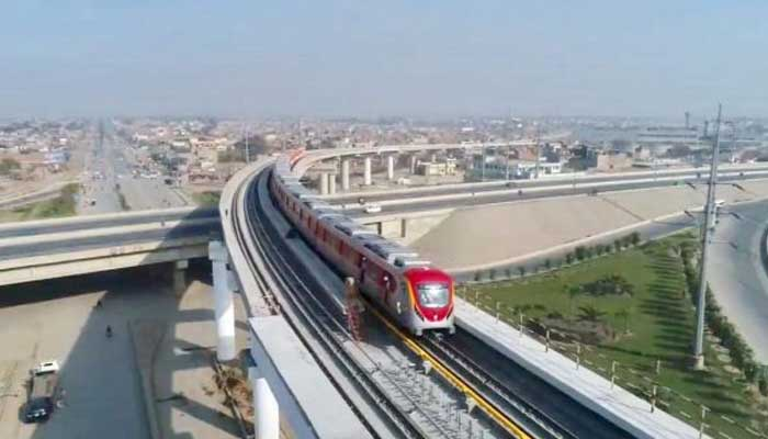 The Punjab government has dismissed the plans to link up the under-construction Orange Line Metro Train System to the Metro Bus Station