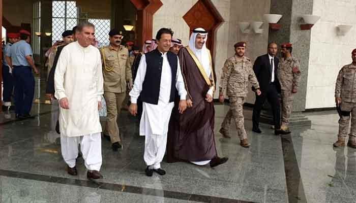 PM Imran departs for US after concluding Saudi Arabia visit