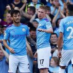 Manchester City smash eight past Watford, VAR drama in Spurs defeat