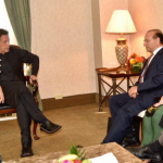 PM meets Kashmir Study Group founder in US