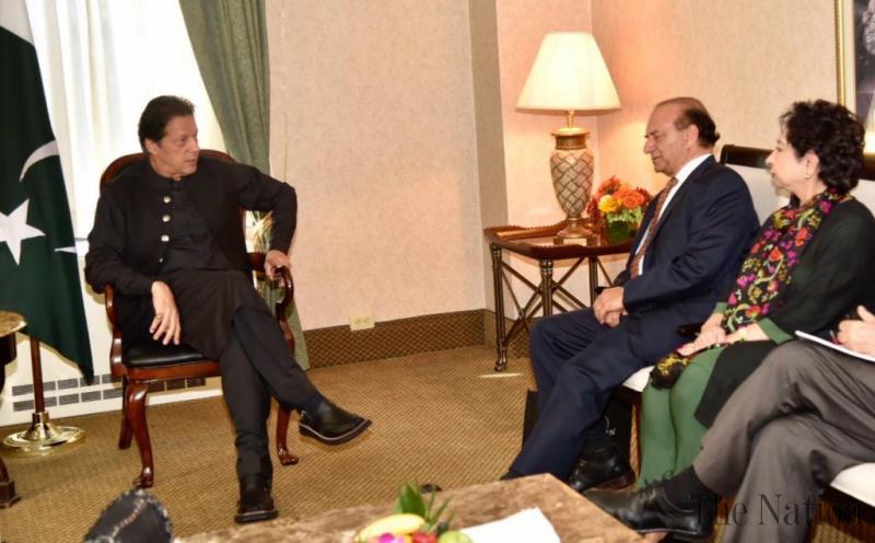 PM Khan warns Pakistanis against jihad in Kashmir