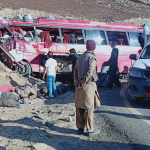 At least 26 dead in passenger bus accident on Babusar Pass