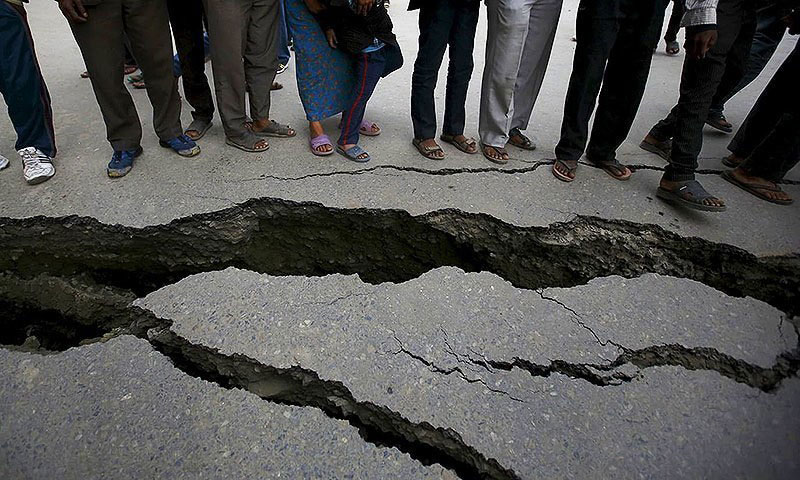 Dead As Earthquake Jolts North Pakistan; Tremors Felt in Several Indian States
