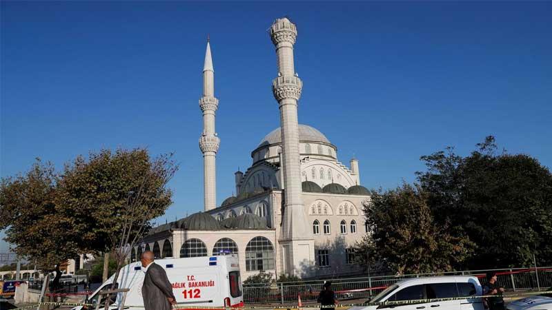 5.7-magnitude Earthquake Shakes Istanbul