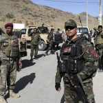 Afghan, US forces kill Taliban governors, fighters