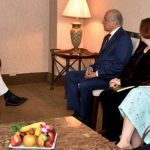 PM Imran, Khalilzad discuss Afghan peace in New York