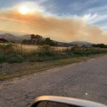 Fire and hail push insurers to rethink climate change risks