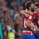 Granada stun dismal Barcelona to go top of La Liga
