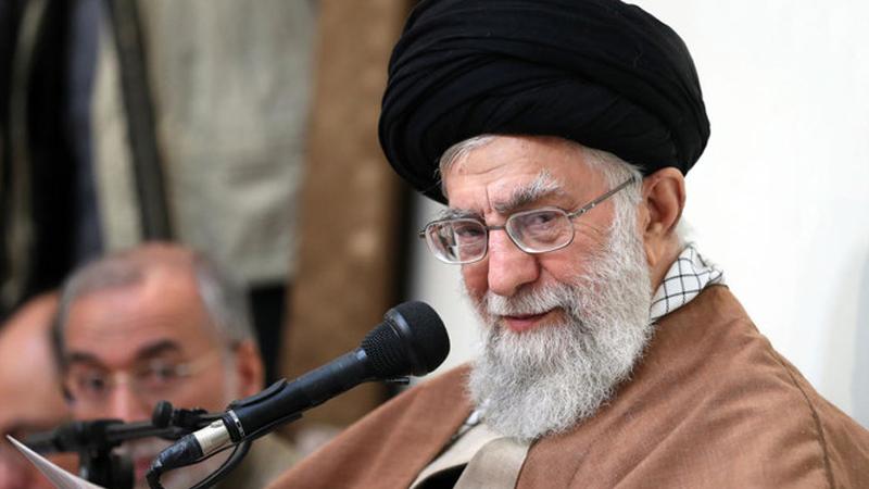 Iran's Supreme Leader rejects talk with U.S.