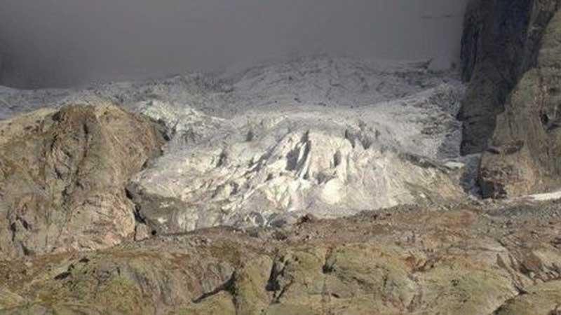 Radar installed to better monitor glacier