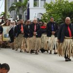 'Rest in love', pioneering Tonga PM laid to rest