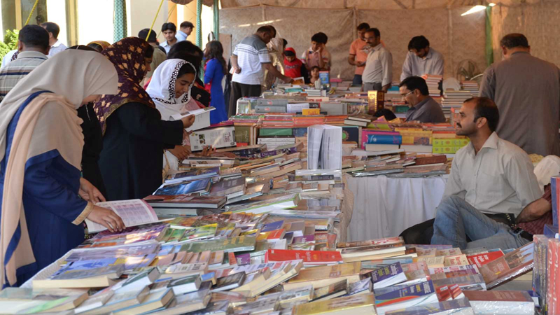 The capital gears up for the 6th Islamabad Literature Festival