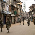 Normal life remains crippled on 80th day in IOK