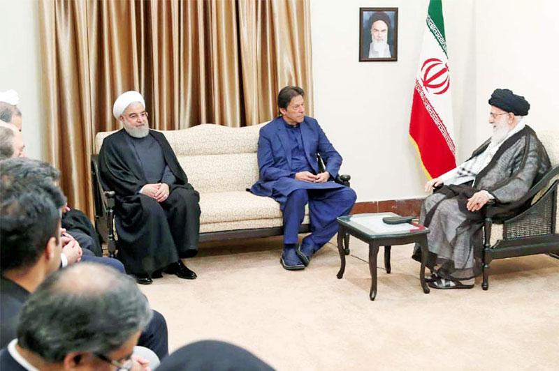 Pakistan ready to act as facilitator between Iran, Saudi Arabia: Imran