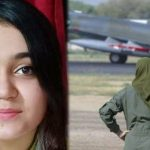 First KP girl to become PAF Fighter Pilot