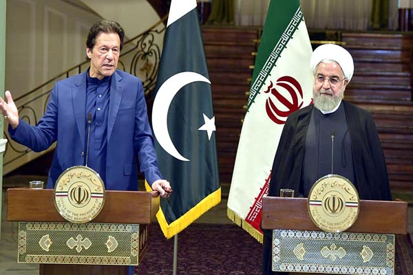 Pakistan ready to act as facilitator between Iran, Saudi Arabia: PM