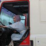 'Braking' boundaries: Palestinian women seek new chances