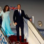 British royal couple in Pakistan on 5-day trip