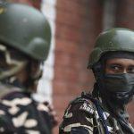 Three militants killed, migrant worker shot dead in Kashmir