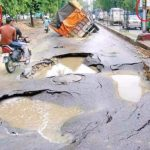 AFP fact check: Photo shows damaged road in India, not Pakistan