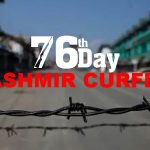 Kashmiris continue to suffer as lockdown enters 76th day