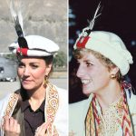 Kate met 'Diana and William' in Chitral