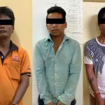 Three charged with gang-raping French tourist in Cambodia