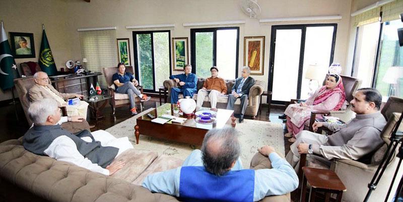 Azadi March: PTI govt offers dialogue to JUI-F