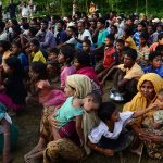 Rohingya refugees agree move to Bangladesh island: official