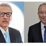 Pakistan President Dr Arif Alvi in Japan for important foreign policy visit