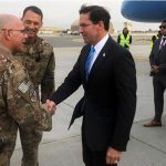 EU calls for Afghanistan ceasefire as Esper visits Kabul