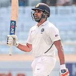India's Rohit hits double ton as South Africa struggle