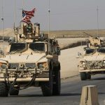 US troops cross into Iraq as part of withdrawal from Syria