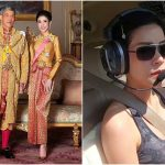 "Thai king strips ""disloyal"" new royal consort of titles"