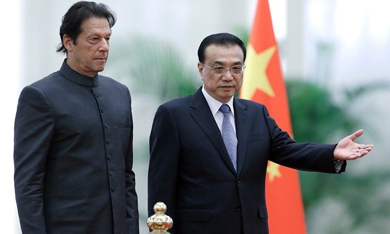 Imran Khan inaugurates first joint power project of mega CPEC project