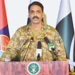DG ISPR slams Indian High Commissioner for not standing by his Army Chief