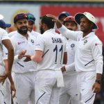 India on verge of Test series sweep as South Africa crumble again