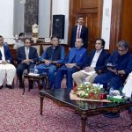 People in Sindh deprived of basis facilities due to corruption: PM