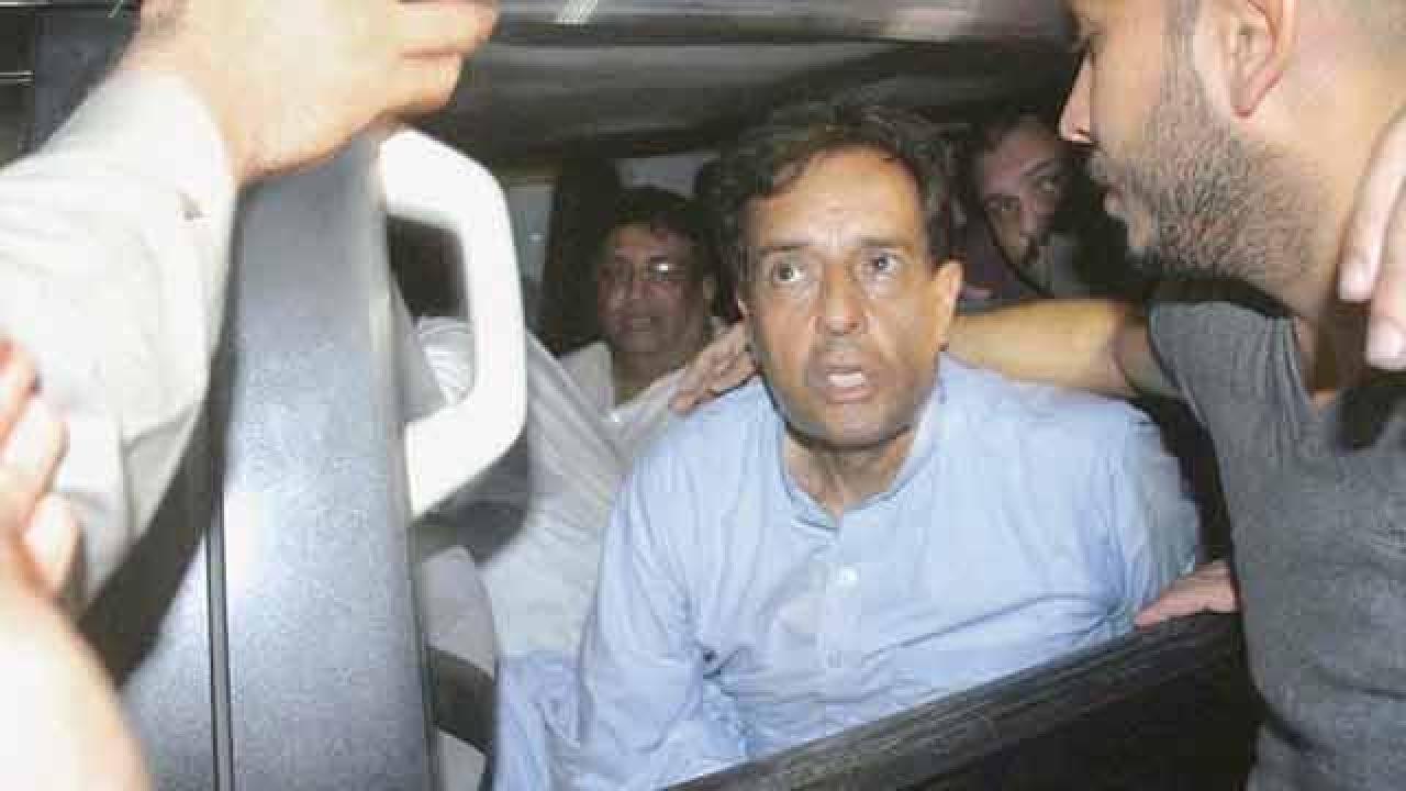 Image result for Capt Safdar arrested by Punjab police