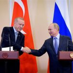 Russia and Turkey agree to withdraw Kurdish forces from areas close to Syria's border