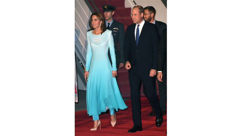 Kate Middleton, shalwar kamiz and our king-sized hypocrisy