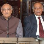Poets Amjad Islam Amjad and Anwar Masood enthral audience at Pakistan High Commission
