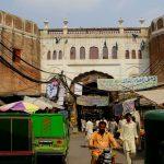 The gatekeeper of Lohari Gate