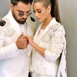 Are Iqra and Yasir Hussain counting down days until their wedding?